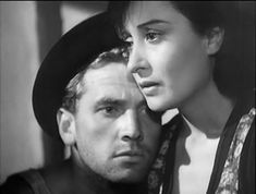"""Italian, and therefor not technically film noir, 1943's """"Ossessione"""" is Luchino Visconti's take on James M. Cain's novel """"The Postman Always Rings Twice."""" This movie was made totally removed from Hollywood's film noir cycle. Though it does not have the visual style we expect in noir, it captures the sense of an implacable fate closing in on characters so consumed by desire that there is no decision too boneheaded for them to make. This neo-realist, non-noir is paradoxically a great noir."""