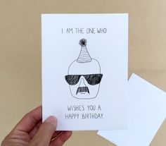 "Breaking Birthday  |  4"" x 6"" Breaking Bad Birthday Card by Shop803 on Etsy  