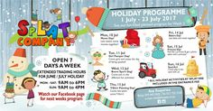 Holiday Programme 2nd week