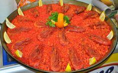 Paella de Casa Cesareo en comer en valencia