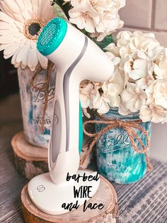 Nu Skin, Bali Decor, Facial Massage, Barbed Wire, Skin Care Tools, Smooth Skin, Face Wash, Cleanses, Silver