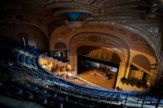 the gods, Orpheum Theater, New Orleans | Flickr - Photo Sharing!