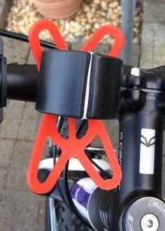 BikerNerdy - Universal Smartphone - Halterung