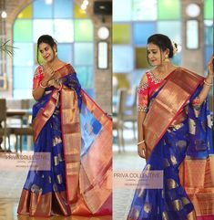 04d32ecb6e This Silk Saree Trend That Every One Will Wear This Year ...