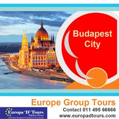 Budapest, Hungary Tour by www.europadtours.com