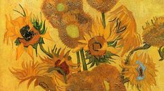I am always inspired by the beauty in Vincent Van Gogh's paintings, especially his Sunflowers paintings. Did you know that Vincent Van Gogh was a Dutch painter born in Did you know that… Sunflower Painting Van Gogh, Watercolor Sunflower, Vincent Van Gogh, Van Gogh Wallpaper, Painting Wallpaper, Hd Wallpaper, Paintings Famous, Van Gogh Paintings, Van Gogh Tapete