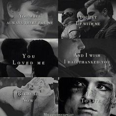 the hunger games everlark - Google Search