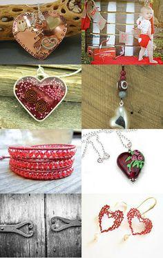 My Valentine- TAG Treasury of Love. by Vanessa Painter on Etsy--Pinned with TreasuryPin.com