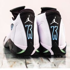 """Back for the first time since 1999. The Nike Air Jordan 14 Retro """"Oxidized"""" is online now at kickbackzny.com. Preorder also open at 81 W Merrick Rd Freeport NY 11520."""