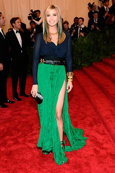 The Met Gala 2013: The Best of the Red Carpet - Ivanka Trump