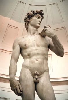 Michelangelo's David - most incredible work of art I've seen