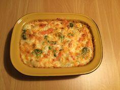 Légumes au gratin