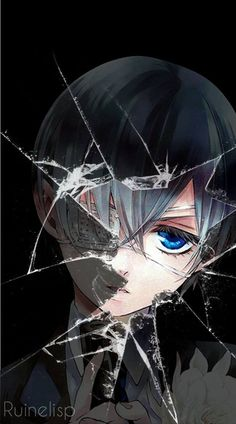 Ciel glass ist broken