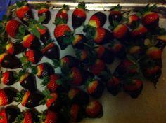 Loved up strawberries Strawberries, Events, Fruit, Food, Strawberry Fruit, Essen, Meals, Strawberry, Yemek