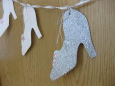 Cute handmade diy decorations for Disney's Cinderella birthday party