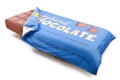 Chocolate Bar Bedding