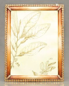 """H7AQR Jay Strongwater """"Lucas"""" Frame, 5"""" x 7"""""""