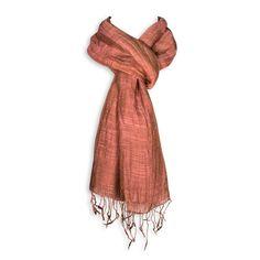 Scarf - Textured Silk
