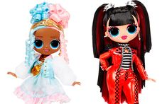 LOL OMG Series 4 dolls from opposite clubs: Sweets and Spicy Babe Miraculous Ladybug Queen Bee, Marinette Doll, Action Poses, Lol Dolls, Wallpaper Pictures, Series 4, Queen Bees, Little Sisters, Main Colors