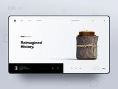 Great web design layout by Shaban Iddrisu Minimal Web Design, Simple Web Design, Creative Web Design, Web Ui Design, Web Design Company, Design Design, Flat Design, Logo Design, Website Design Inspiration