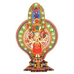 #Avalokeitshor #lokeshor #buddha #compassion Handicraft, Compassion, Buddha, Mandala, Statue, God, Craft, Dios, Arts And Crafts