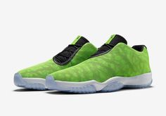The Nike Air Jordan Future Low Green Pulse launches in 10 minutes  http://ift.tt/1KATtVV