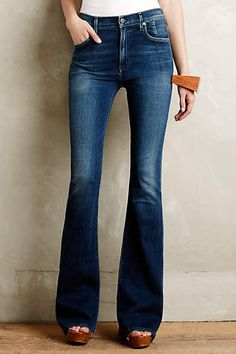 Citizens of Humanity Fleetwood Flare Jeans - anthropologie.com