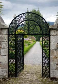 Image detail for -... - Woodstock Gardens Kilkenny - Inistioge County Kilkenny Ireland