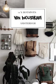 "Where to go when you're on the Van Woustraat in Amsterdam? Read the list on http://www.yourlittleblackbook.me/hotspots-van-woustraat-amsterdam/ to find out where all the hotspots are. Planning a trip to Amsterdam? Check http://www.yourlittleblackbook.me/ & download ""The Amsterdam City Guide app"" for Android & iOs with over 550 hotspots: https://itunes.apple.com/us/app/amsterdam-cityguide-yourlbb/id1066913884?mt=8 or https://play.google.com/store/apps/details?id=com.app.r3914JB"