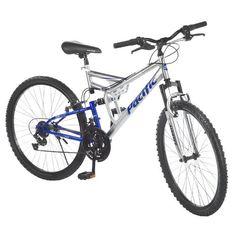 "Pacific Men's Chromium 26"" 18-Speed Mountain Bicycle"