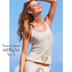 Victoria's Secret Supermodel essentials top Very cute top! Very good condition. Victoria's Secret Tops Tank Tops