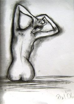 Women Body Sketches    Charcoal Sketches for Beginners    Charcoal Painting for Beginners    42 Artistic Charcoal Painting and Sketches for Beginners