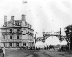 Kingsley Park Hotel, later to become The White Elephant Northampton