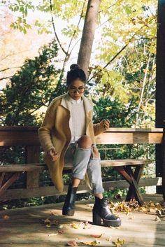 Love You Duh: Womens 1980's Fashion Retro Clear Lens Oversize Glasses 9295