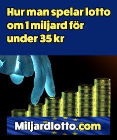 Hur man spelar lotto med minsta skattefria vinst 1 Miljard kronor – miljardlotto.