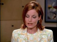 - Hunka Hunka Burnin' Love: Just love that scene had to post it its kind of funny. Peter fire Sidney after he learned that she sold his house while he w. Laura Leighton, Melrose Place, Fire, Places, Youtube, Youtubers, Youtube Movies, Lugares