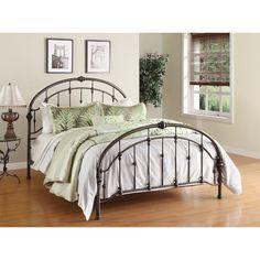 Dorel Living Queen Metal Bed - Overstock™ Shopping - Great Deals on dorel asia Beds