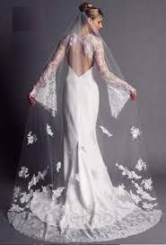 lace wedding dresses with sleeves - Google Search