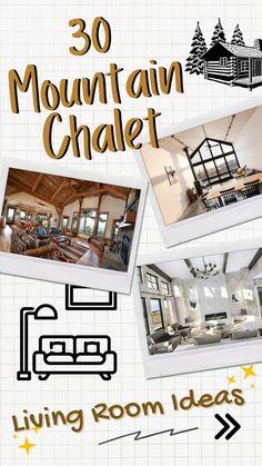 Living Room Decor, Bedroom Decor, My Dream Home, Dream Homes, Timber House, Family Room Design, Beautiful Living Rooms, Interior Exterior, Home Organization