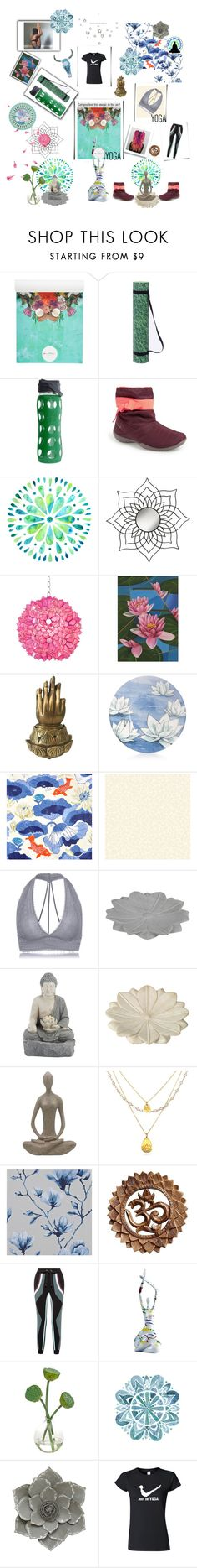 """""""🕉🌞""""Give like the Sun and the whole World🌎🌍🌏grows tall"""" Atticus🌞🌞"""" by maijah ❤ liked on Polyvore featuring La Vie Boheme, Lifefactory, NIKE, Worlds Away, NOVICA, Michael Aram, Waverly, York Wallcoverings, John Timberland and Jamie Young"""