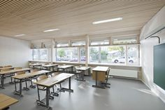 Gallery of Elementary School Baslergasse / KIRSCH Architecture - 12