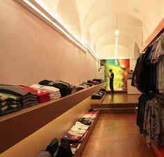 High time shop, Parma