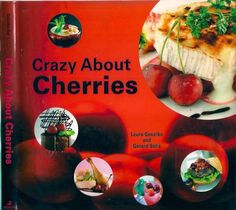 CRAZY ABOUT CHERRIES offers readers cherry-based recipes that showcase the amazing versatility of this delicious fruit - from classics such as Cherries Jubilee to the more adventurous Roasted Pheasant with Cherry Champagne.  This volume also includes sections that explore of the cherry's fascinating history and its numerous botanical verities. More than just a cookbook, this is a complete reference for anyone who has ever fallen in love with the unforgettable taste of this unique fruit.