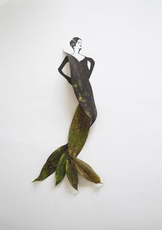 Fashion in Leaves6 - Tang Chiew Ling
