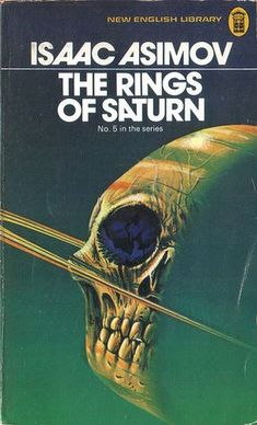 The Rings of Saturn by Isaac Asimov was first published in 1958 as Lucky Starr and the Rings of Saturn, as by Paul French. This is book 6 of the Lucky Starr juvenile science fiction series.
