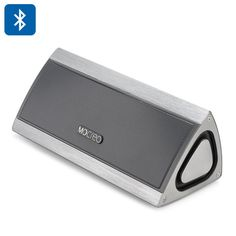 Mocreo MOSOUND BASS Portable Wireless Bluetooth Stereo Speaker - 3D Surround Sound, 2200mAh Battery