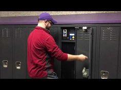 Learn How To Build A Vending Machine Inside A School Locker