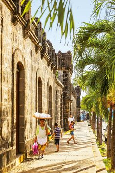 Ciudad colonial de Granada, Nicaragua