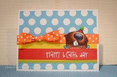 Happy Birthday  card by Kerry - Paper Smooches