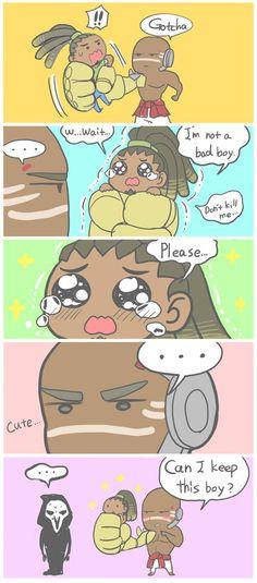 Ahh save Lucio